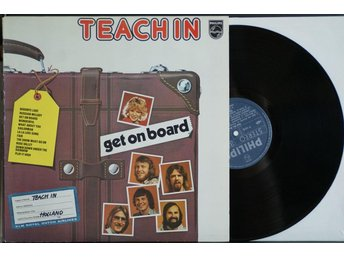 Teach In – Get On Board – LP
