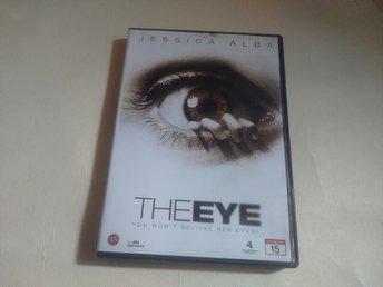 The Eye (av David Moreau med Jessica Alba) - Ydre - The Eye (av David Moreau med Jessica Alba) - Ydre