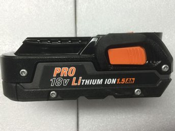 AEG batteri 18V, 1,5Ah - Forshaga - AEG batteri 18V, 1,5Ah - Forshaga