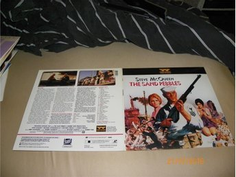 The sand pebbles - Widescreen edition 2st Laserdisc