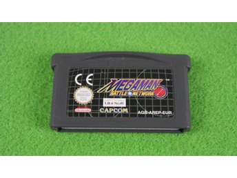 Megaman Battle Network GBA Gameboy Advance