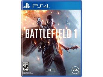 Battlefield 1 - Playstation 4 - Nytt och inplastat - Tenhult - Battlefield 1 - Playstation 4 - Nytt och inplastat - Tenhult