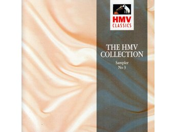 The HMV Collection Sampler No 3 - 1993 - CD