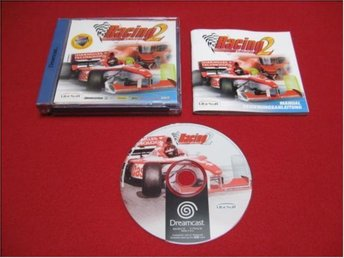 RACING SIMULATION 2 till Sega Dreamcast