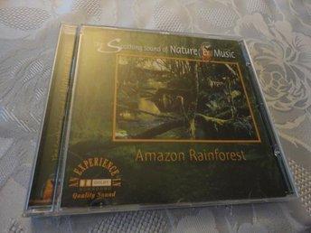 AMAZON RAINFOREST --NATURE & MUSIC - Köping - AMAZON RAINFOREST --NATURE & MUSIC - Köping