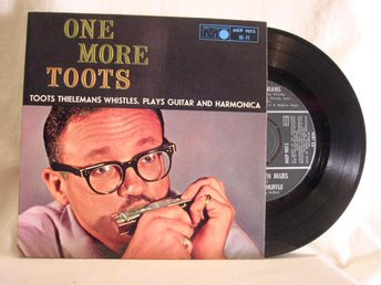 Toots Thielemans  -  One more Toots                 EP w. PS