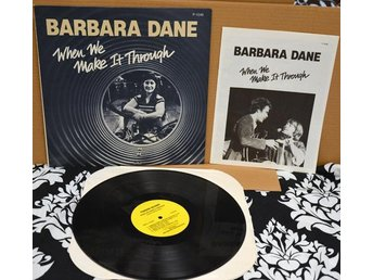 BARBARA DANE-WHEN WE MAKE IT THROUGH (BLUES-FOLK)