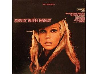 Nancy Sinatra - Movin' With Nancy - LP - östersund - Nancy Sinatra - Movin' With Nancy - LP - östersund