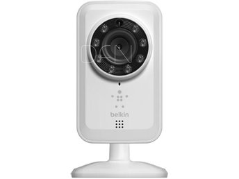 Belkin NetCam Wi-Fi Camera for iOS and Android