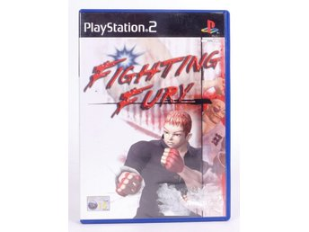 Fighting Fury - PS2 - PAL (EU)