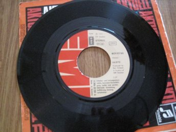 "Harpo - Moviestar/I don't know why 7"" singel"