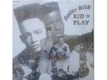 "Kid 'N' Play title* Rollin' With Kid 'N Play* 80's Rap, Hip Hop 12"" US"