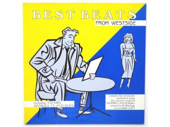 Various Artists - Bestbeats from Westside 1986 LP Comp.