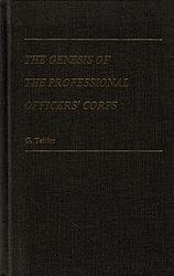 The genesis of the professional officers corps - Köping - The genesis of the professional officers corps - Köping