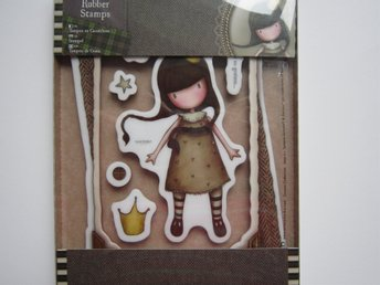 Scrapbooking SANTORO RUBBER STAMP: MY OWN UNIVERSE