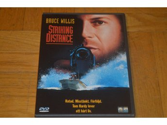 Striking Distance ( Bruce Willis ) - 1993 - DVD
