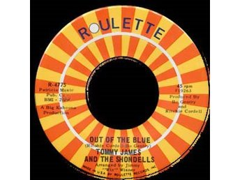 Tommy James And The Shondells  Out Of The Blue / Love's Closin' In On Me