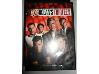 DVD--OCEANS THIRTEEN--NYSKICK