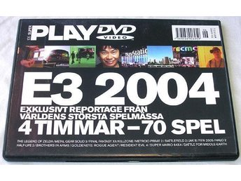 Super Play DVD (E3 2004)