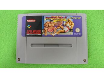 Street Fighter 2 Turbo Super Nintendo Snes