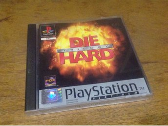 Sony PS1***Die Hard Trilogy***