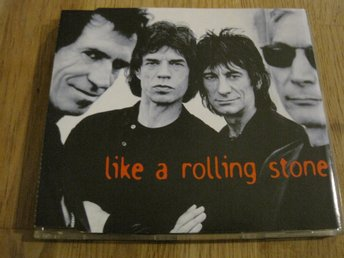 ROLLING STONES - LIKE A ROLLING STONE , MAXI CD
