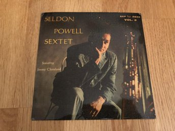 Sheldon Powell Sextet - Vol. 2 [Sonet]