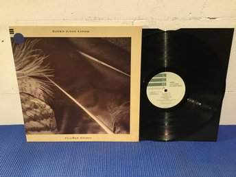 Björn J:Son Lindh - Feather Nights Swe Orig-87 !!!!!