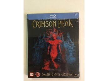 Crimson Peak - Limited Steelbook (Blu-ray)