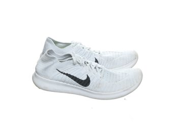 meet b4949 e9c35 Nike, Sneakers, Strl  44.5, Free run, Vit