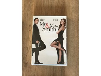 Dvd film Mr and mrs smith