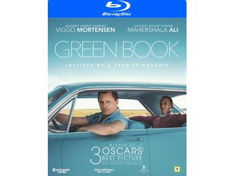 Green Book. Blu-Ray. NY