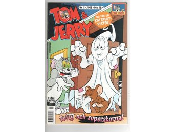 Tom & Jerry nr 11 - 2005