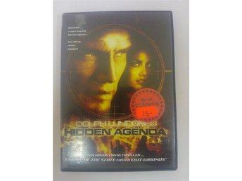 DVD - Hidden Agenda - Kallinge - DVD - Hidden Agenda - Kallinge