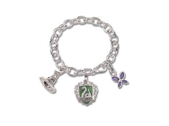 Harry Potter Armband Charm Slytherin