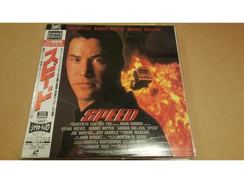 SPEED - WIDESCREEN JAPAN LD