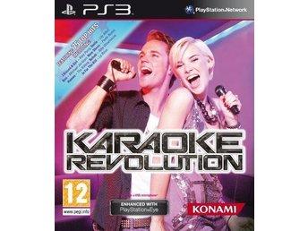 Karaoke Revolution - Playstation 3 - Varberg - Karaoke Revolution - Playstation 3 - Varberg