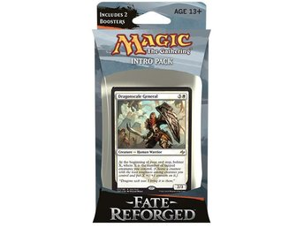 Magic Fate Reforged Intro Pack - Unflinching Assault - Kortspel