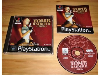 PS: Tomb Raider II 2 starring Lara Croft