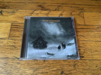 MIKE OLDFIELD Return To Ommadawn Pt. I CD 2017 Import - West Hollywood - MIKE OLDFIELD Return To Ommadawn Pt. I CD 2017 Import - West Hollywood