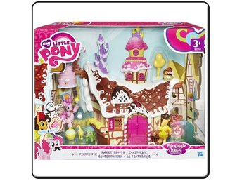 PINKIE PIE FIM COLLECTABLE STORY PACK MY LITTLE PONY
