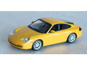 Minichamps Porsche 911 2001, Skala 1:43 - Skövde - Minichamps Porsche 911 2001, Skala 1:43 - Skövde