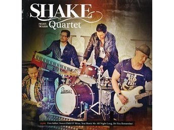 SHAKE ¤ QUARTET ¤ CD ¤