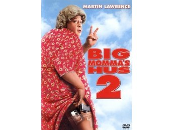 DVD - Big Momma's Hus 2 (Beg)