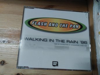 Flash And The Pan - Walking In The Rain '96, CD