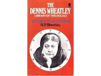 Studies in Occultism H.P. Blavatsky