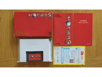 Gameboy Advance/GBA: Mother 3 (Earthbound 2)
