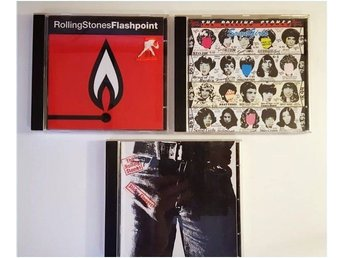 3st CD Rolling Stones