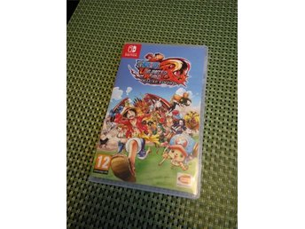NYTT - One Piece Unlimited World Red - Deluxe Edition