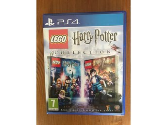 [PS4] LEGO HARRY POTTER COLLECTION